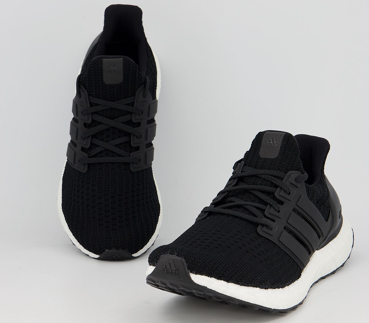 a1eaad8c4a488 adidas Ultraboost Ultra Boost Trainers Black White - Unisex Sports