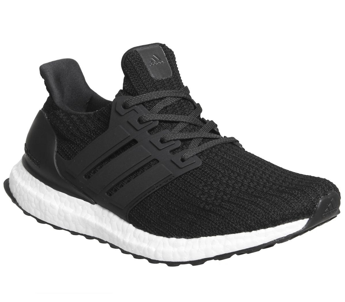 e18f25f69 adidas Ultraboost Ultra Boost Trainers Black White - Unisex Sports