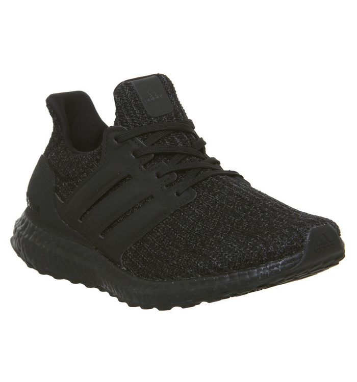 bf9360826 adidas Ultraboost Ultra Boost Trainers Core Black Active Red ...
