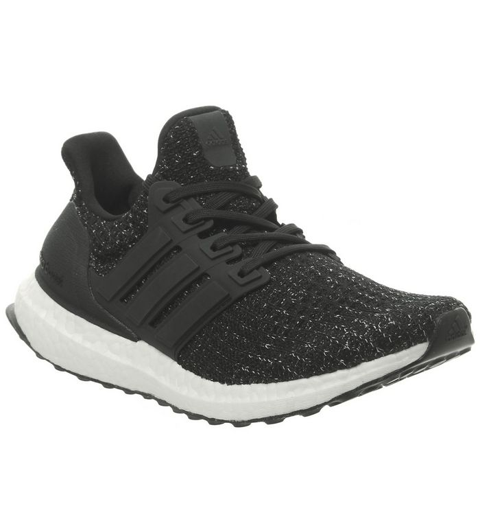 new style 5f7a3 3826c Ultra Boost Trainers; adidas Ultraboost, Ultra Boost Trainers, Black Black  Multi White ...