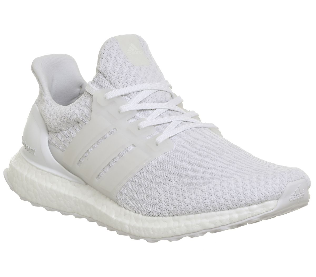 premium selection ab56a ea9f7 adidas Ultraboost Ultra Boost White White Mono - Unisex Sports