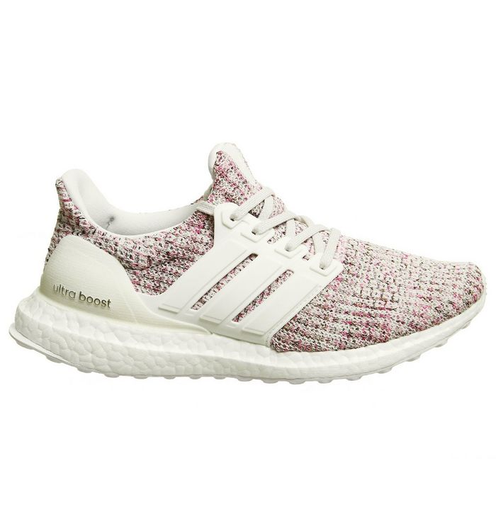 info for f649c f606e ... Chalk Pearl Cloud White Shock Pink W  Ultra Boost Trainers ...