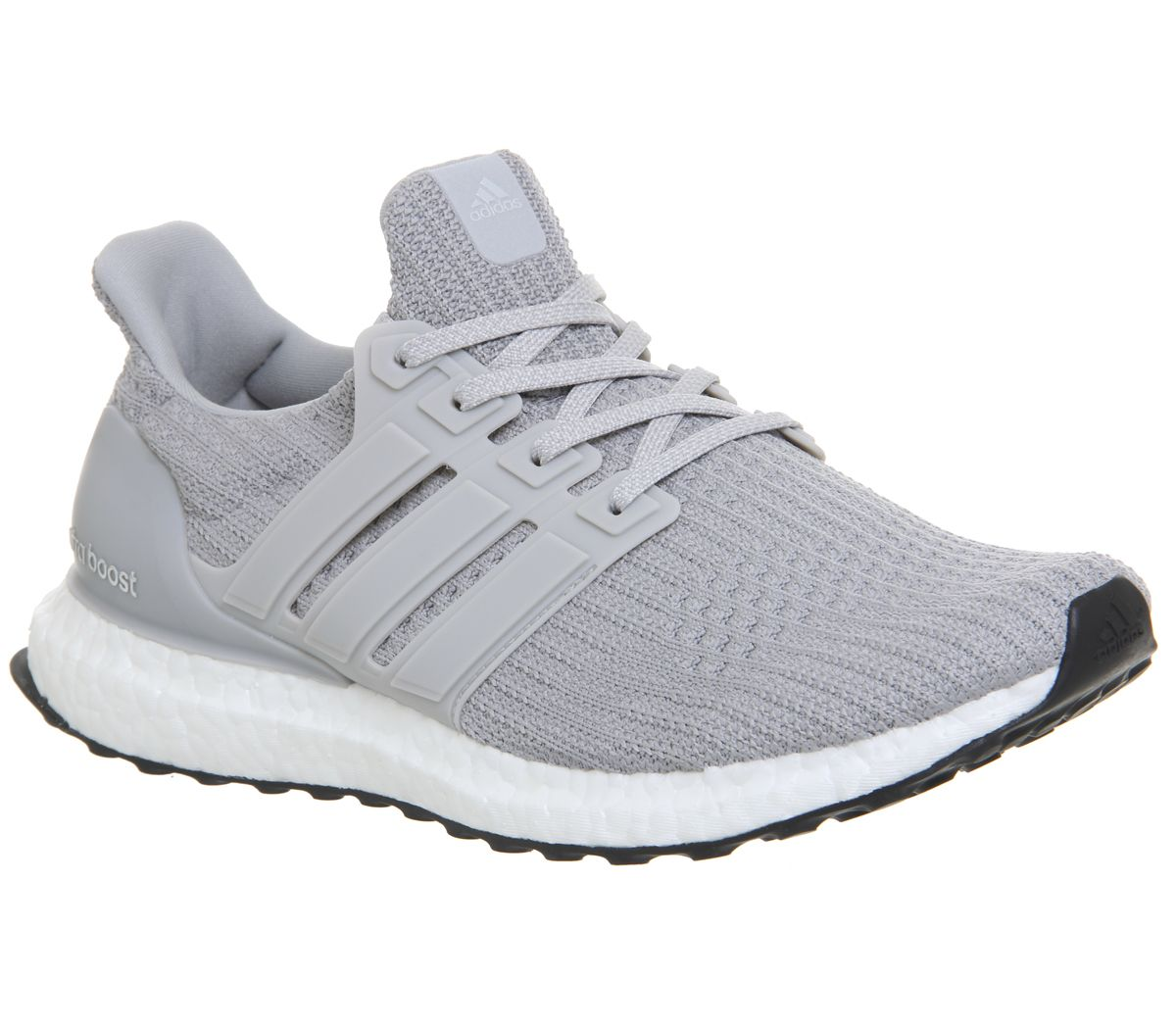 d8edf9611 adidas Ultraboost Ultra Boost Trainers Grey Grey Core Black - His ...