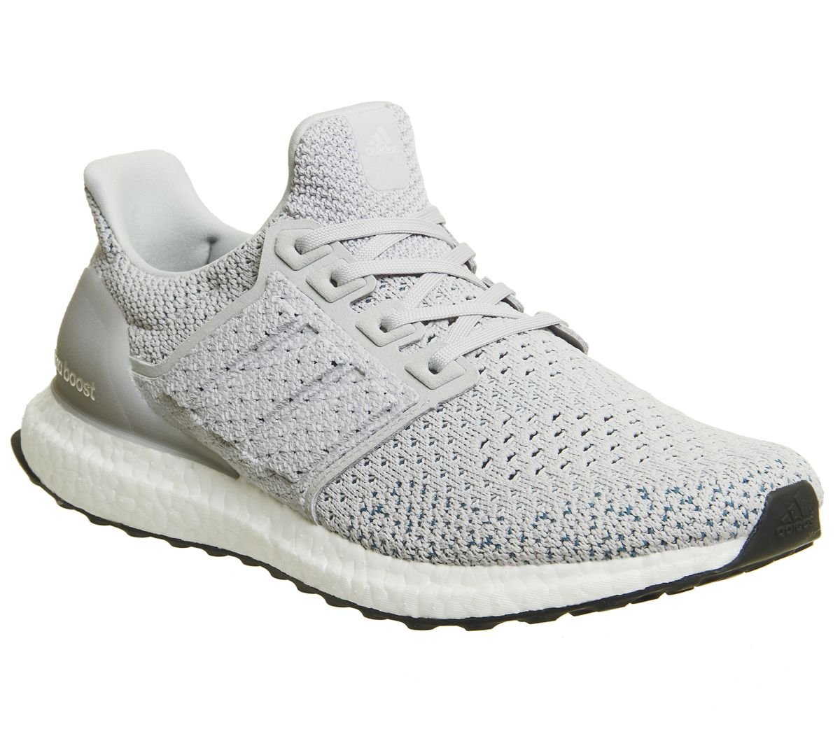 8431b13b6 adidas Ultraboost Ultra Boost Trainers Dark Grey White Clima - His ...