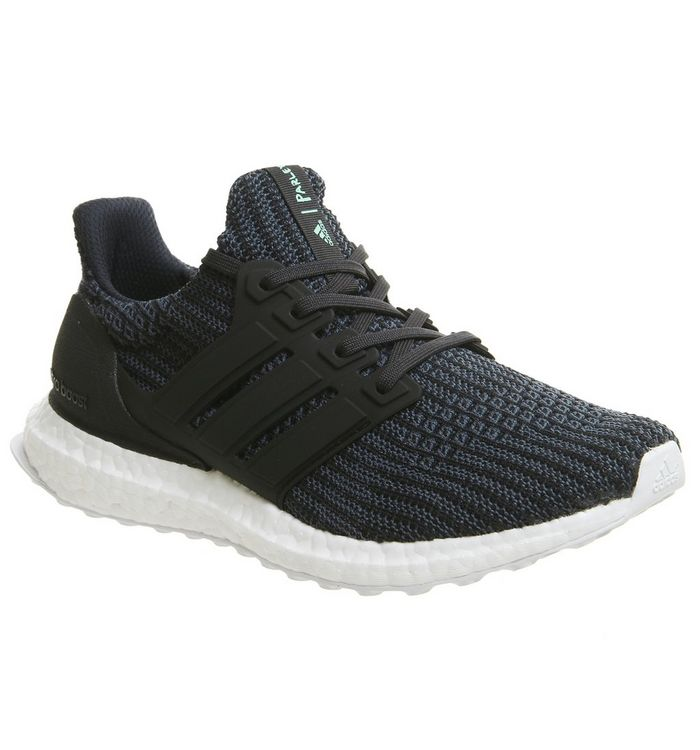 6a945f0a0 adidas Ultraboost Ultra Boost Trainers Parley Tech Ink Blue Spirit F ...