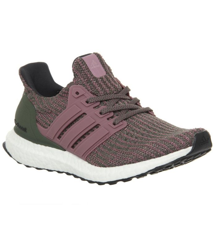 new product 1334c 86a80 adidas Ultraboost Ultra Boost Trainers Trace Maroon Base ...