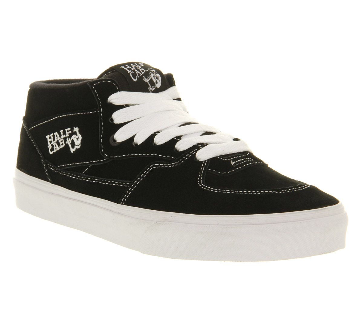 8e96ac7e77b22e Vans Half Cab Black - His trainers