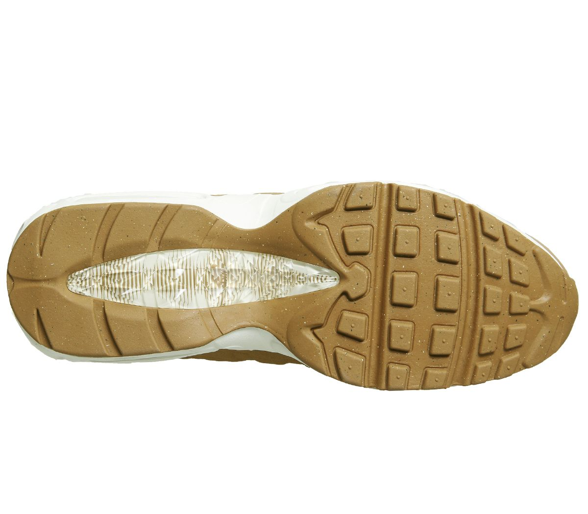 db06c784c9 Nike Air Max 95 Sneakerboots Flax White - His trainers