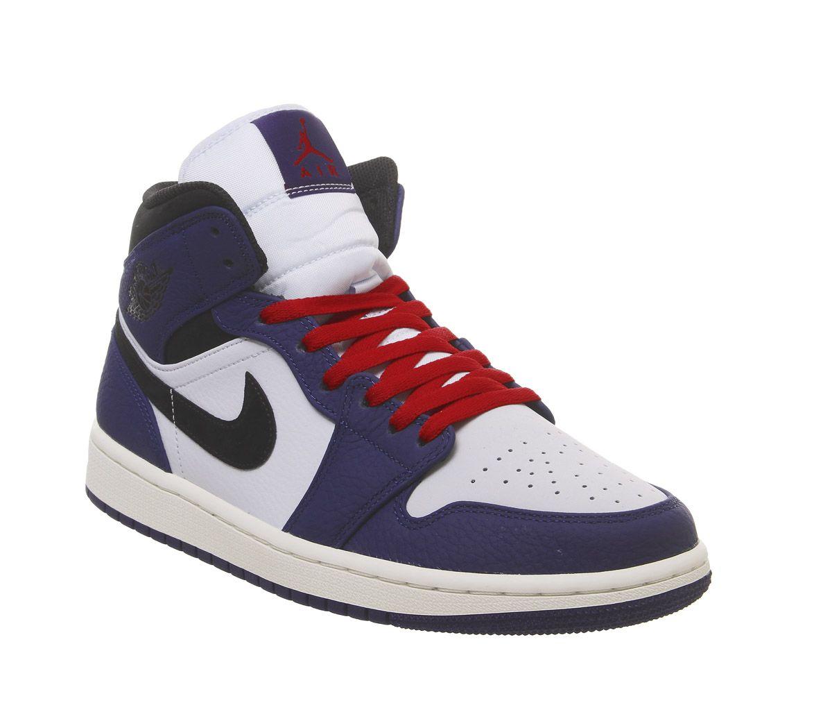 online retailer f8b9c 0f343 Air Jordan 1 Mid Trainers