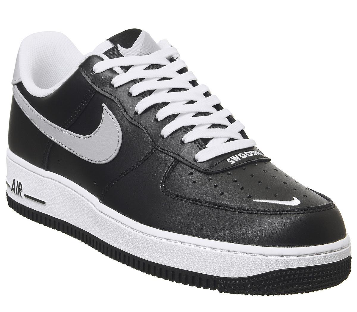 Nike Air Force 1 Lv8 Trainers Black