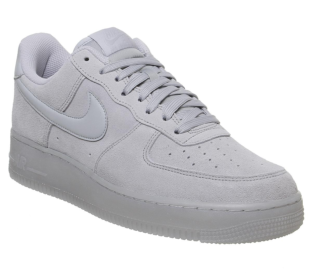 Oso polar sin Complicado  Nike Air Force 1 Lv8 Trainers Wolf Grey Wolf Grey - His trainers