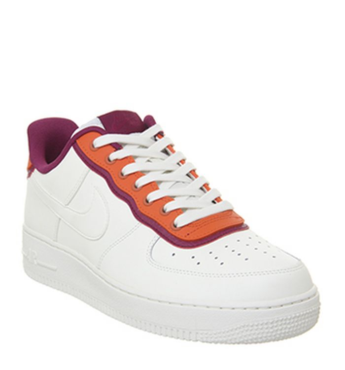 sports shoes f6933 4e64b Nike Air Force 1 Lv8 Trainers White Obsidian University Red. £145.00.  Quickbuy. 16-04-2019