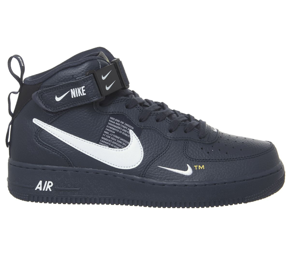 new style 65ae8 c1750 Air Force 1 Mid Lv8 Trainers