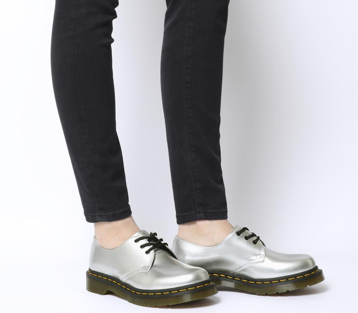 DR MARTENS 1461 Chrome vegan