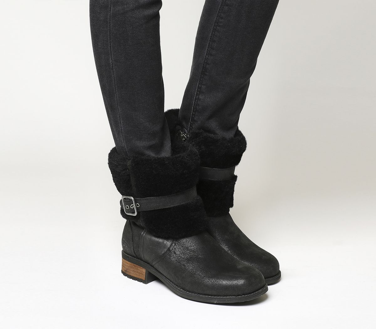 aec0e621dfc Blayre II Shearling Boots