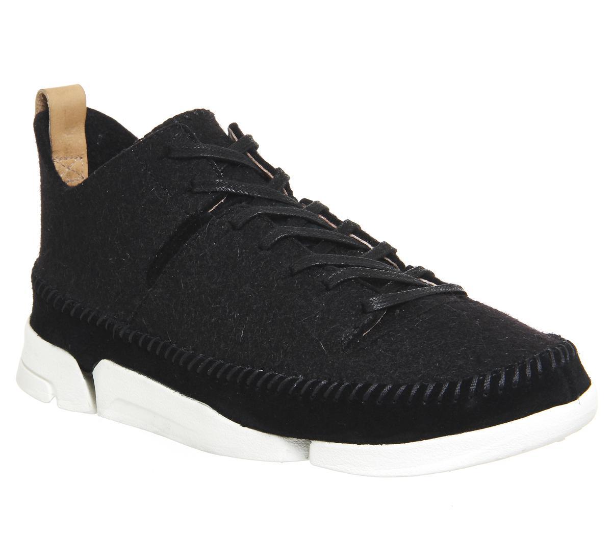 Trigenic Wool Sneakers