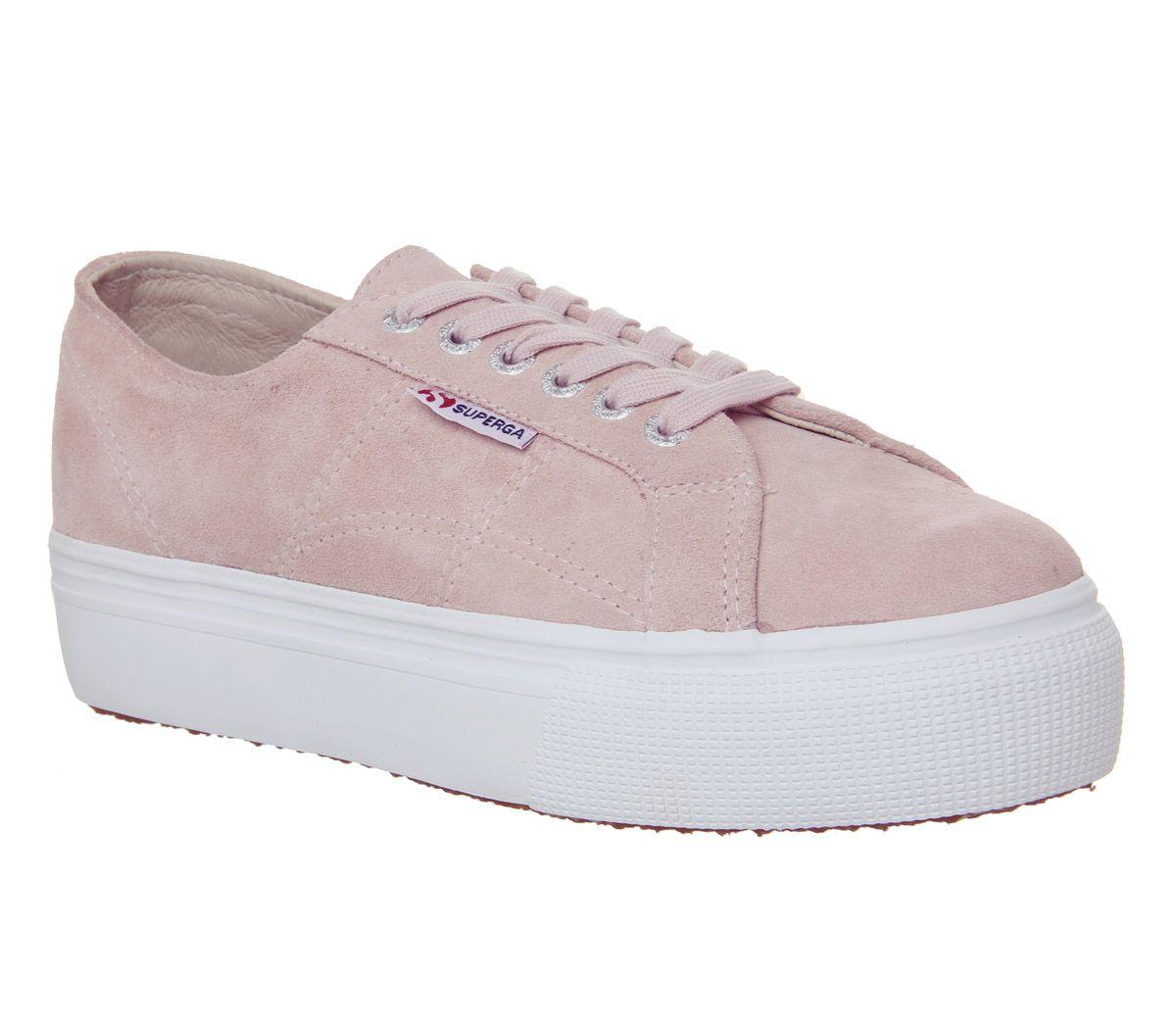 1cbe72ea362c9 Superga 2790 (l) Pink Skin - Hers trainers