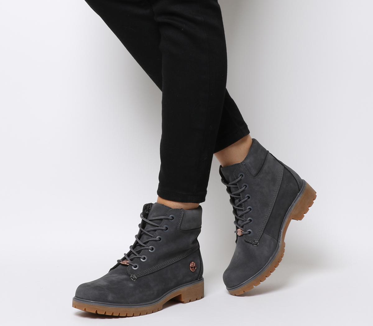 timberland slim 6 inch boots