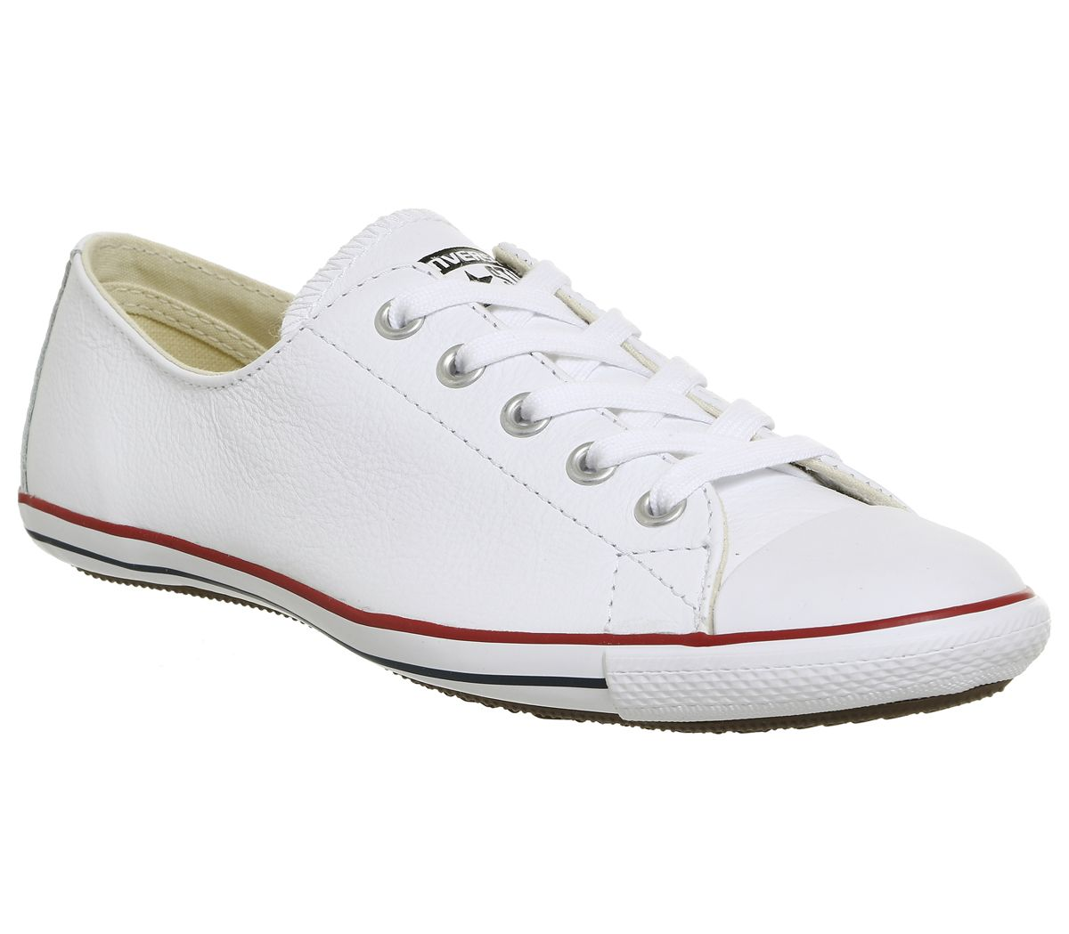 a2d0e06488ffb9 Converse Ct Lite 2 White Garnet Leather Exclusive - Hers trainers