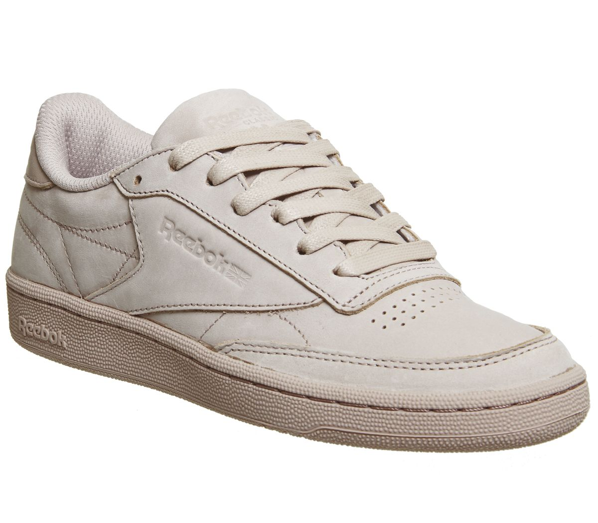 983a16289ec Reebok Club C 85 Shell Pink Gold - His trainers