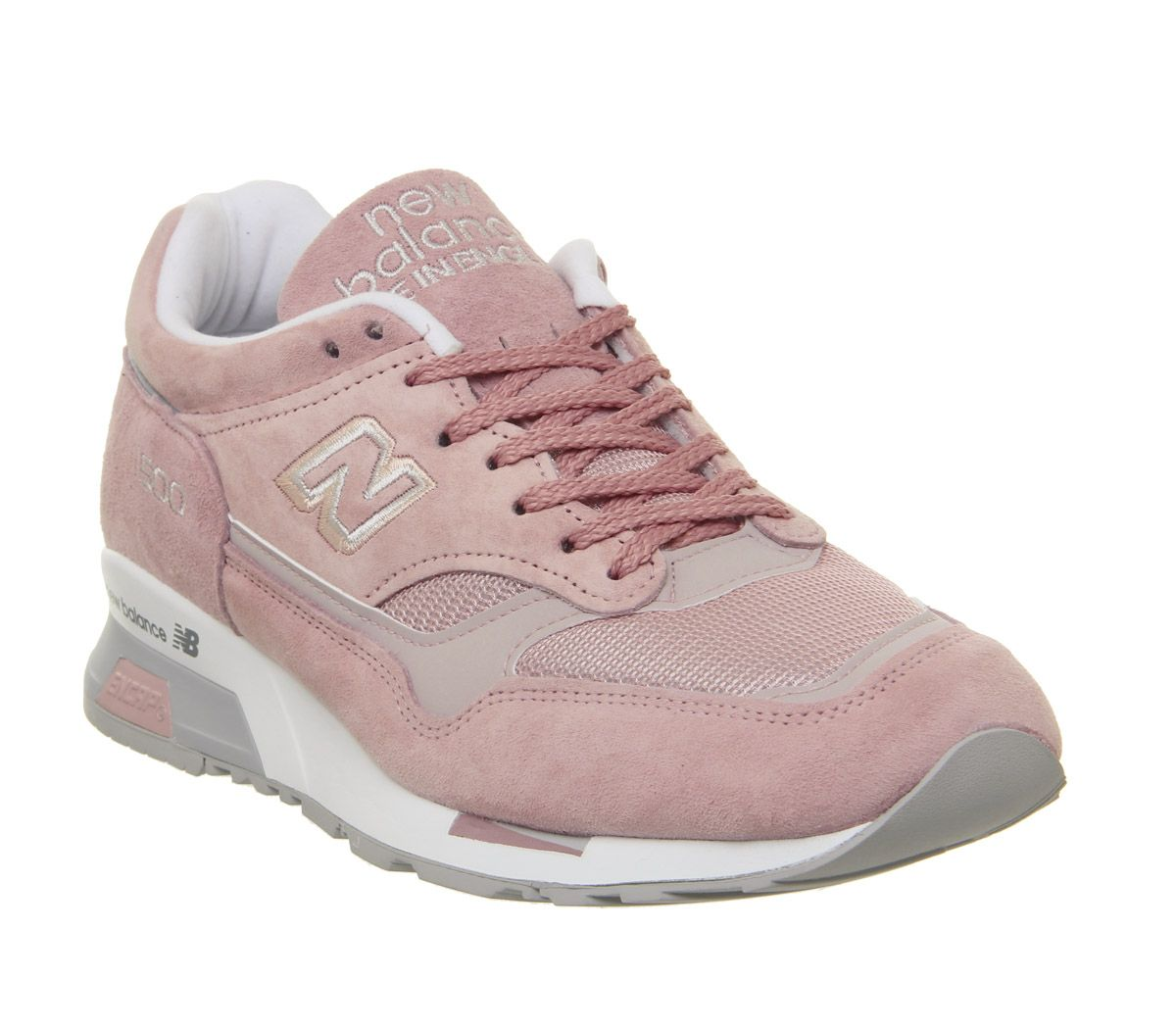 buy popular 7b420 a116d New Balance M1500 Trainers Miuk Pink Grey - His trainers