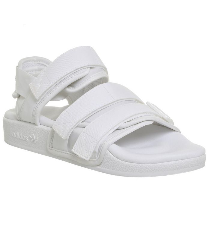 f8c7cafcf20f adidas Adilette Sandals White - Sandals