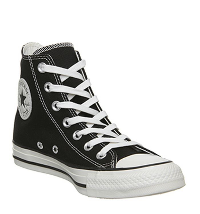 58c44dbbbc0d04 Launching 11-04-2019 · Converse Converse All Star Hi Trainers Black ...