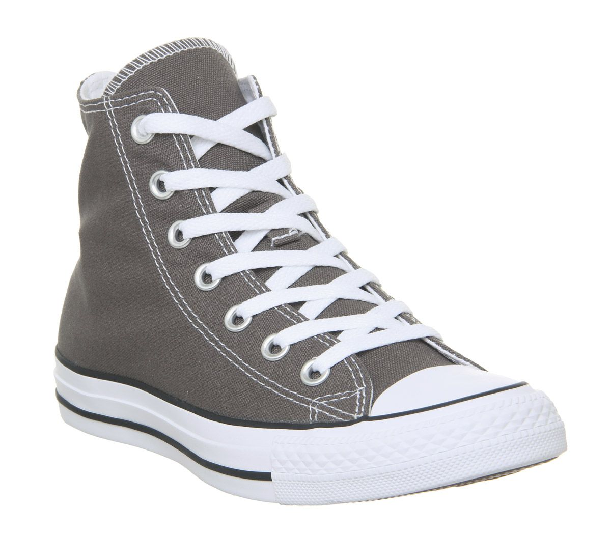 f84365b6641b Converse All Star Hi Charcoal - Unisex Sports