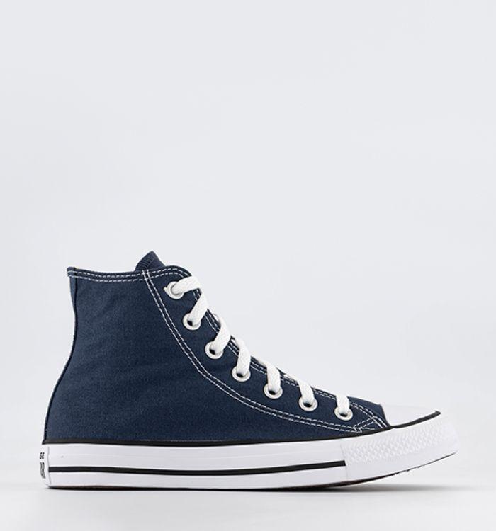 721f68fe7b74 Converse All Star Hi Navy Canvas - Unisex Sports