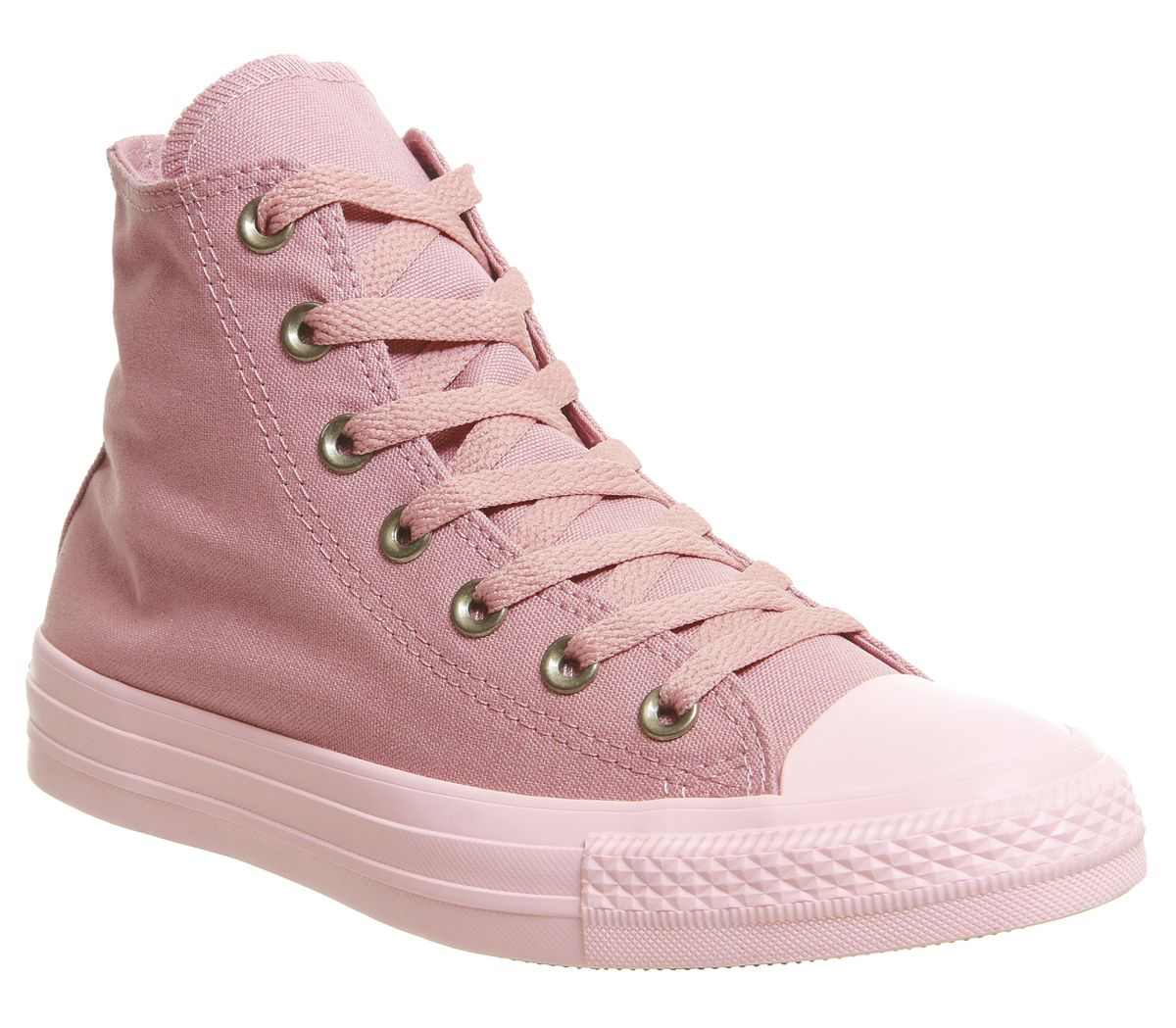 8c4b68c413cf Converse Converse All Star Hi Trainers Rust Pink - Hers trainers