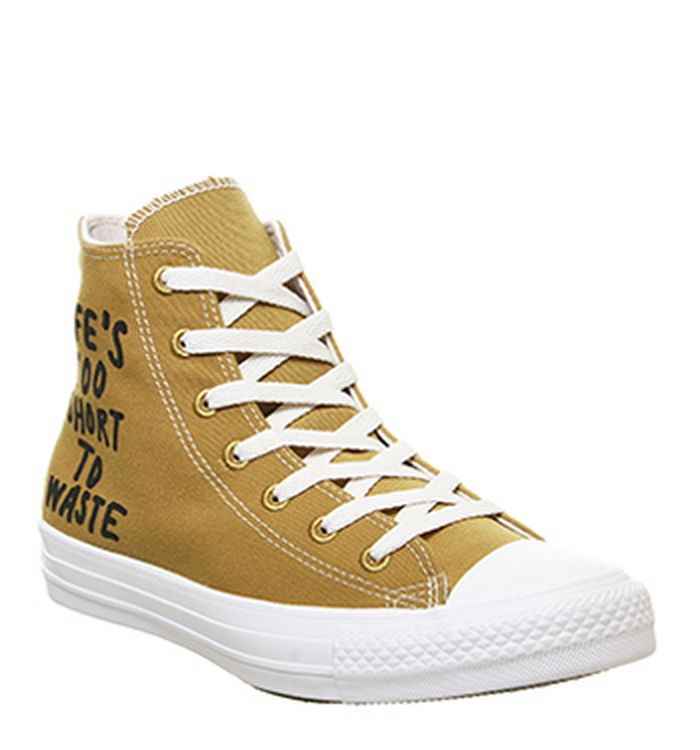 2b38de788e21 Launching 05-07-2019 · Converse Converse All Star Hi Trainers Wheat Black  White Recycle. £59.99. Quickbuy