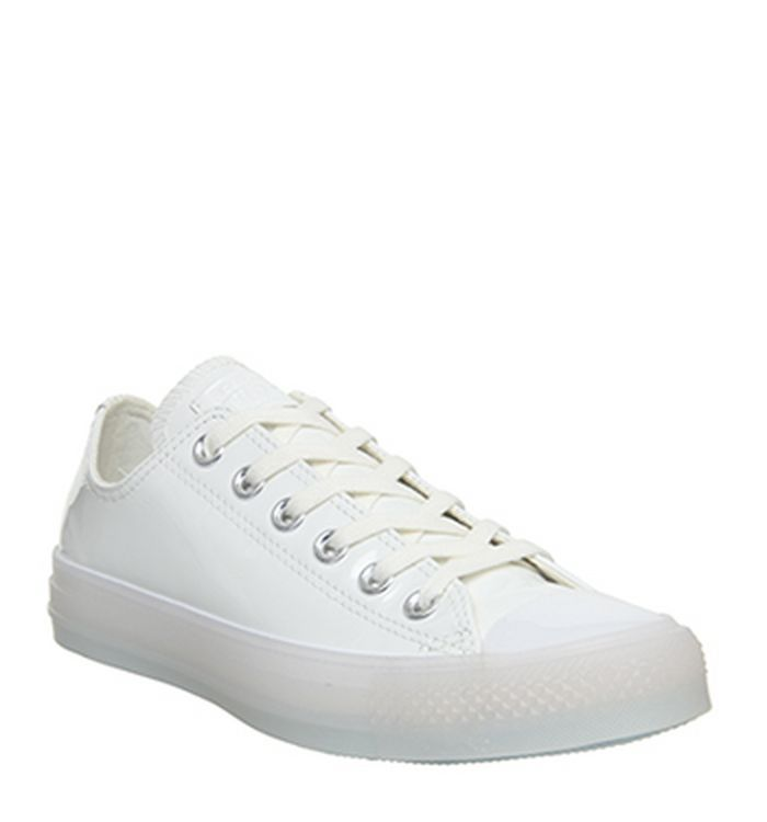 5c015712499 Launching 11-04-2019 · Converse Converse All Star Low Trainers Egret White  ...