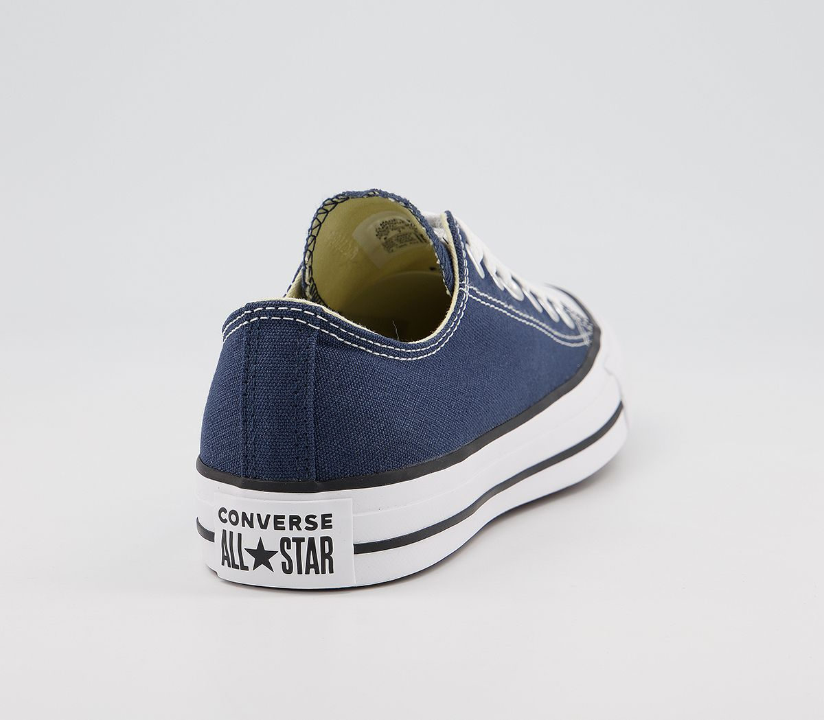 cdde09b99482b7 Converse All Star Low Navy Canvas - Unisex Sports
