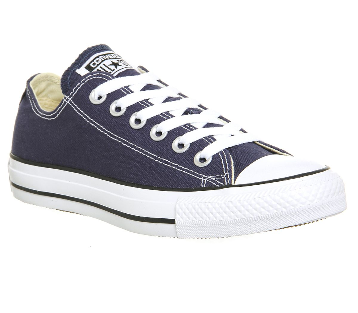 ed0e821b5b967b Converse All Star Low Navy Canvas - Unisex Sports