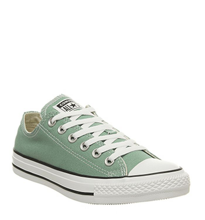 095bece5c7c2 10-01-2019 · Converse Converse All Star Low Trainers Mineral Teal. was  £49.99 NOW ...