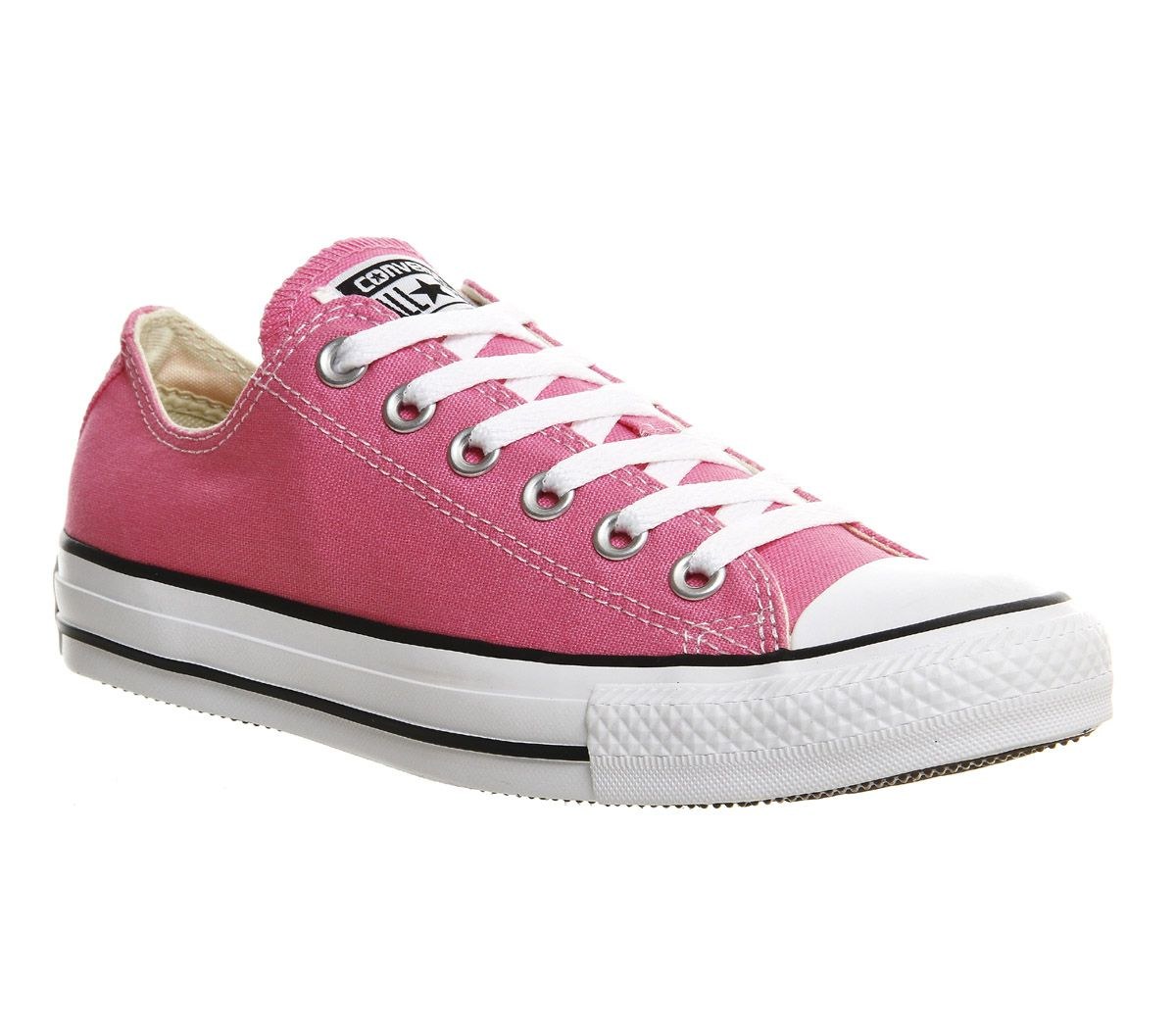 96b130254f1c Converse All Star Low Pink Canvas - Hers trainers
