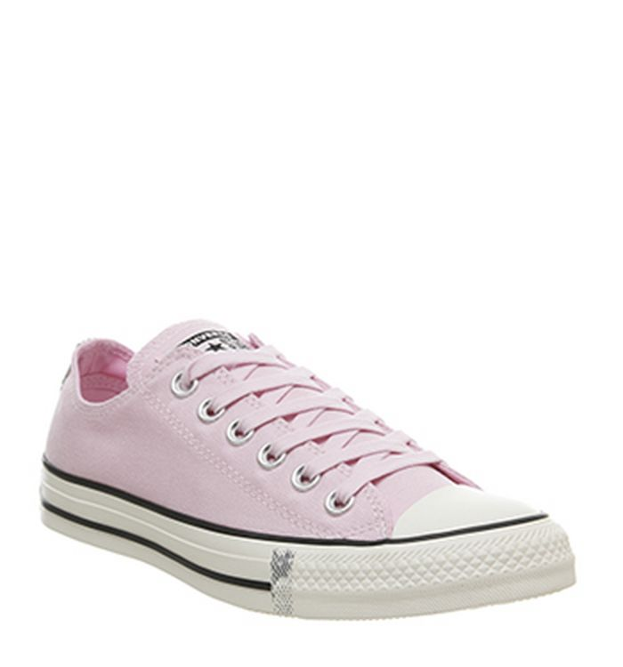 42991e4e6af1c8 Launching 11-04-2019 · Converse Converse All Star Low Trainers Pink Foam  Egret Animal Exclusive