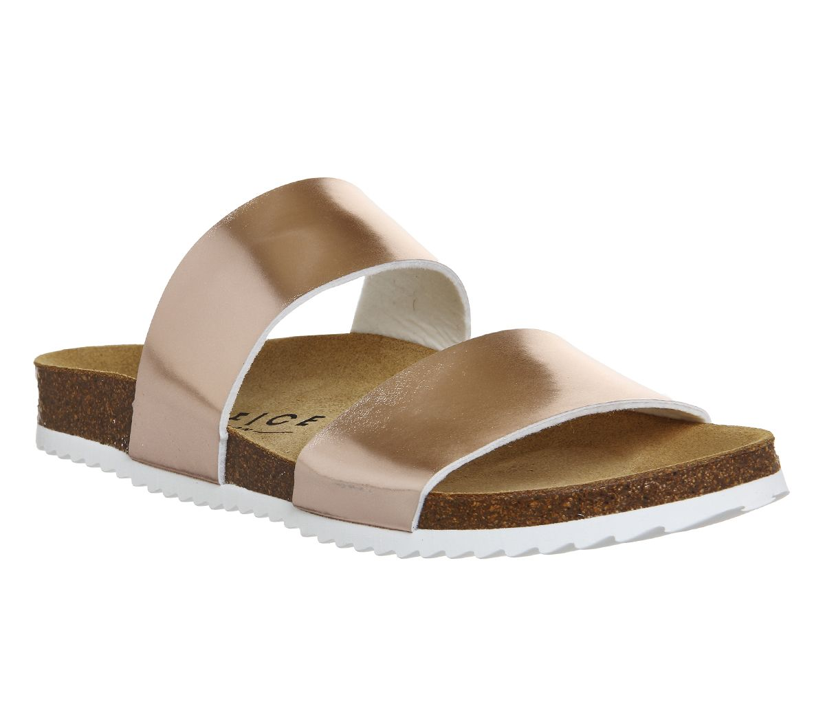 5f51abaa89a7 Office Oslo 2 Rose Gold - Sandals