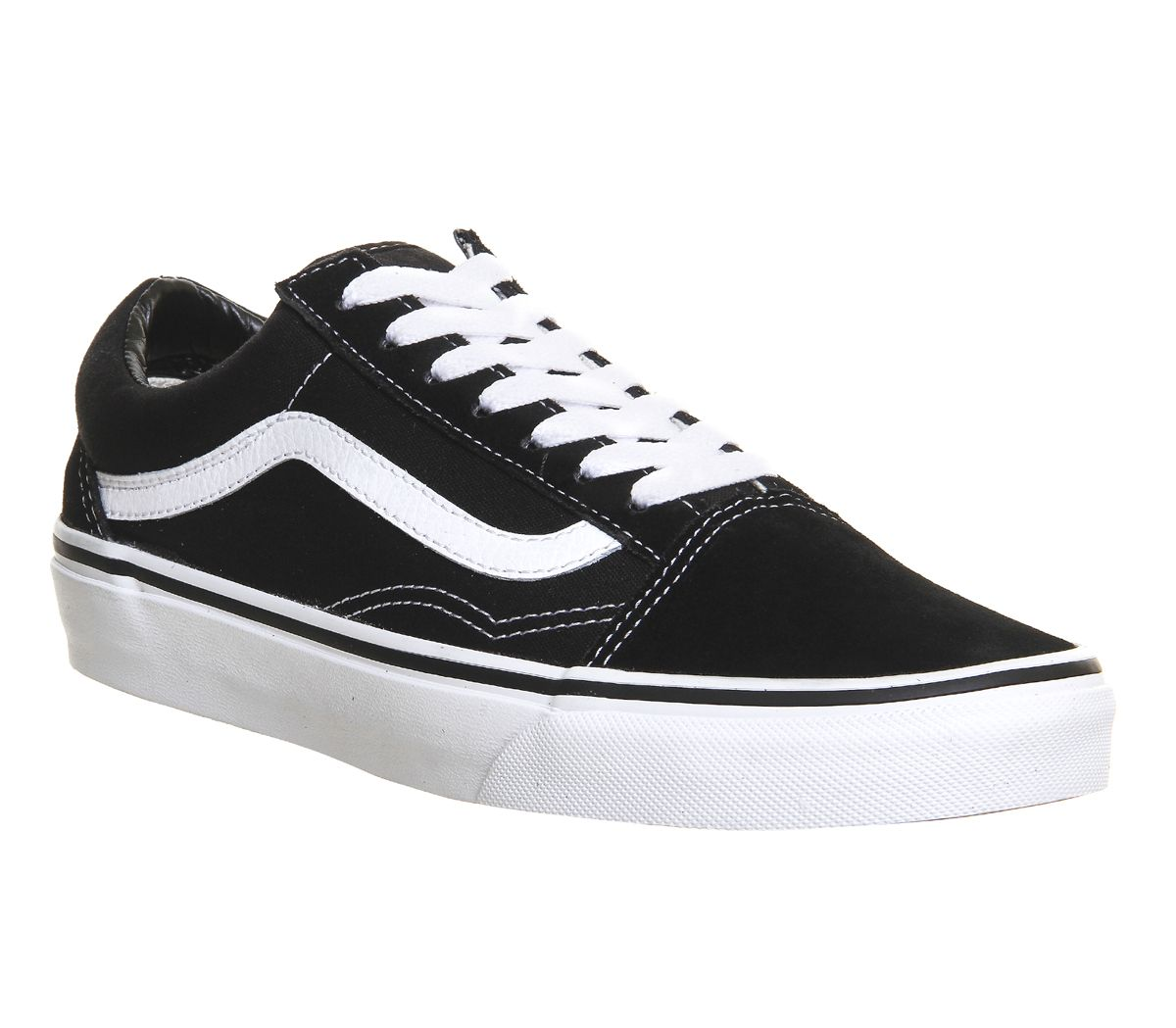 d9694203ae9897 Vans Old Skool Trainers Black - Unisex Sports