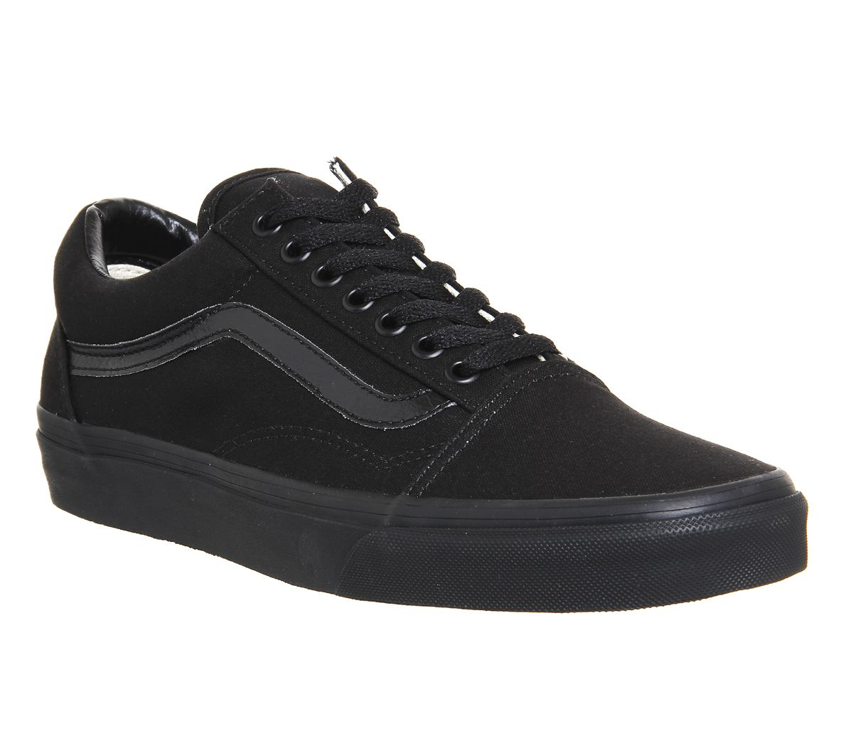 d53c57b9e61 Vans Old Skool Trainers Black - Unisex Sports