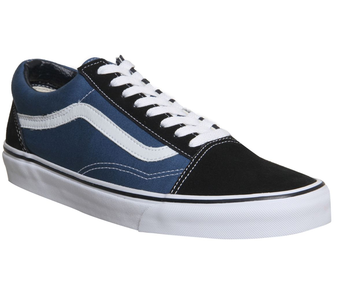 4da2ca0388c9 Vans Old Skool Navy - Unisex Sports