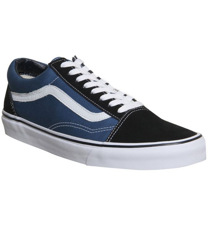 a7778692a60179 Vans Old Skool Trainers Black - Unisex Sports