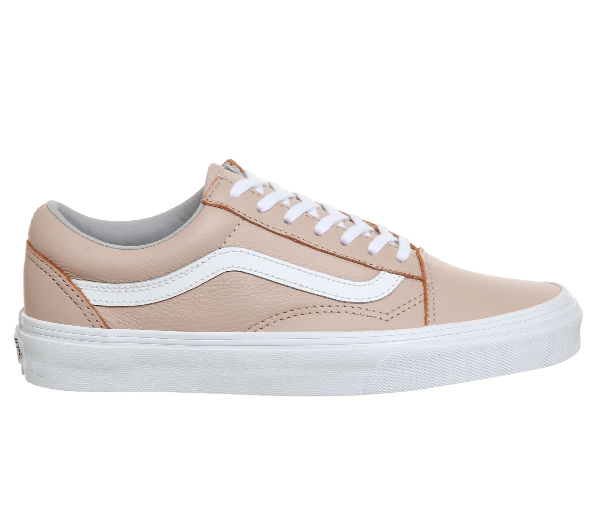 67266e3bd4 Vans Old Skool Oxford Evening Sand Leather - Unisex Sports