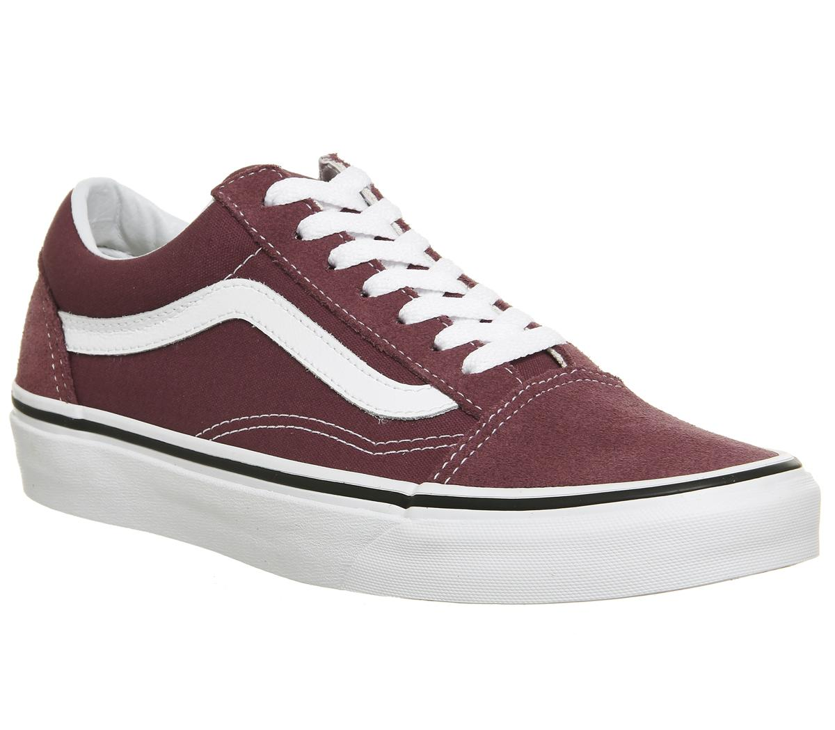 4c643929127f Vans Old Skool Trainers Apple Butter True White - Unisex Sports