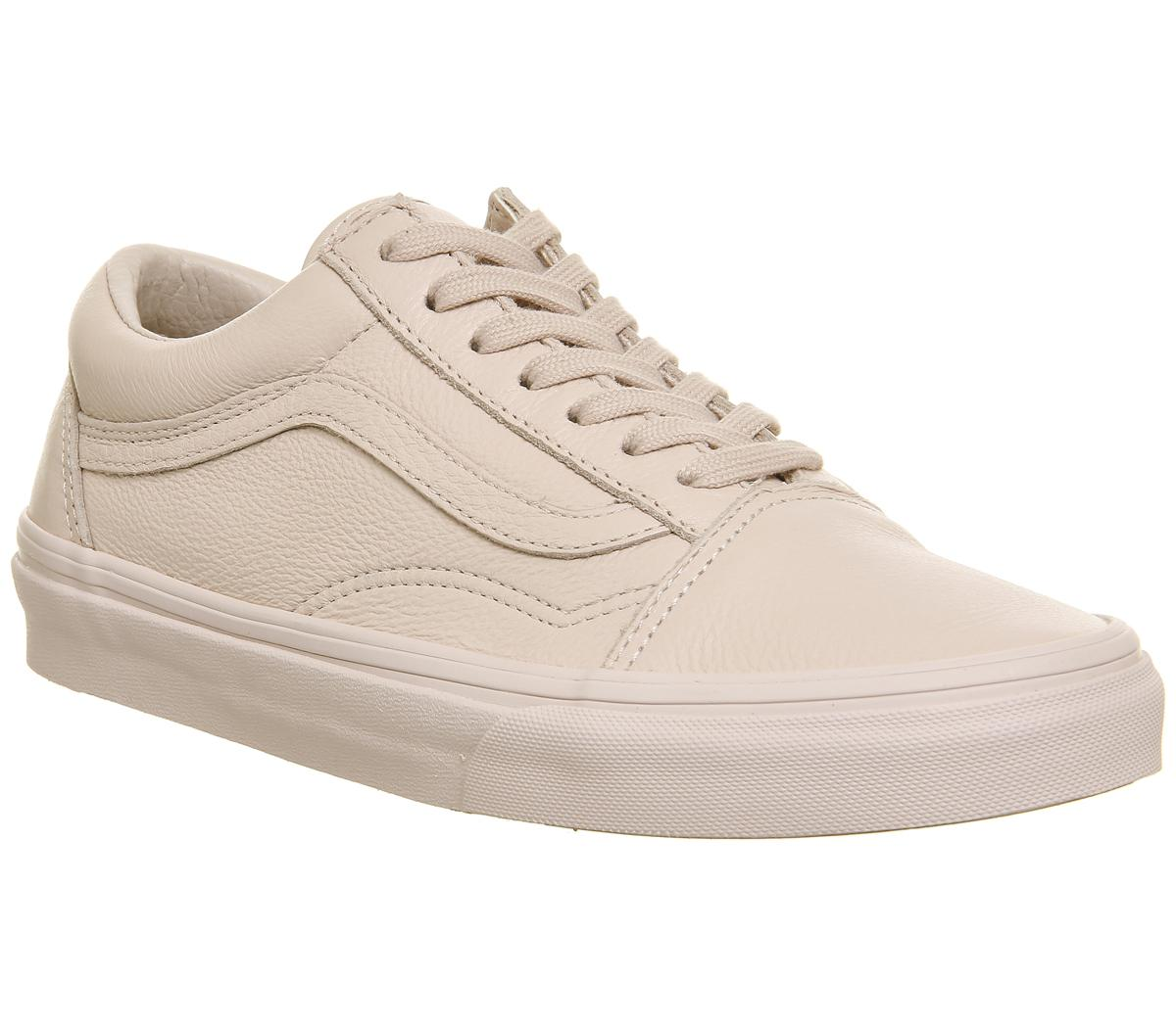 c18a70c4a4f406 Vans Old Skool Trainers Sepia Rose Mono - Hers trainers
