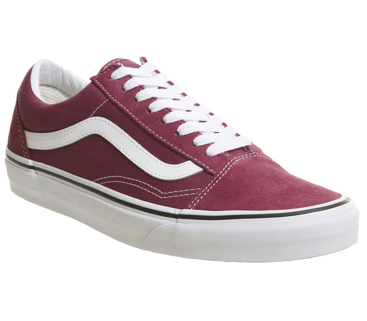 34b1f0d4d71c23 Vans Old Skool Trainers Dry Rose - Unisex Sports