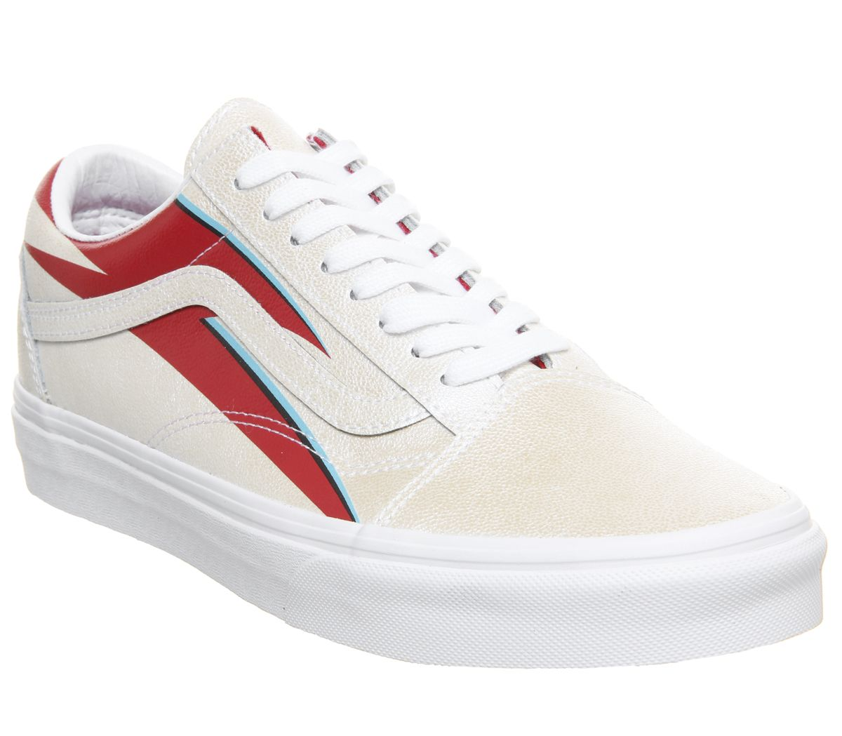 6862b144d7 Vans Old Skool Trainers Aladdin Sane True White X Db - Unisex Sports