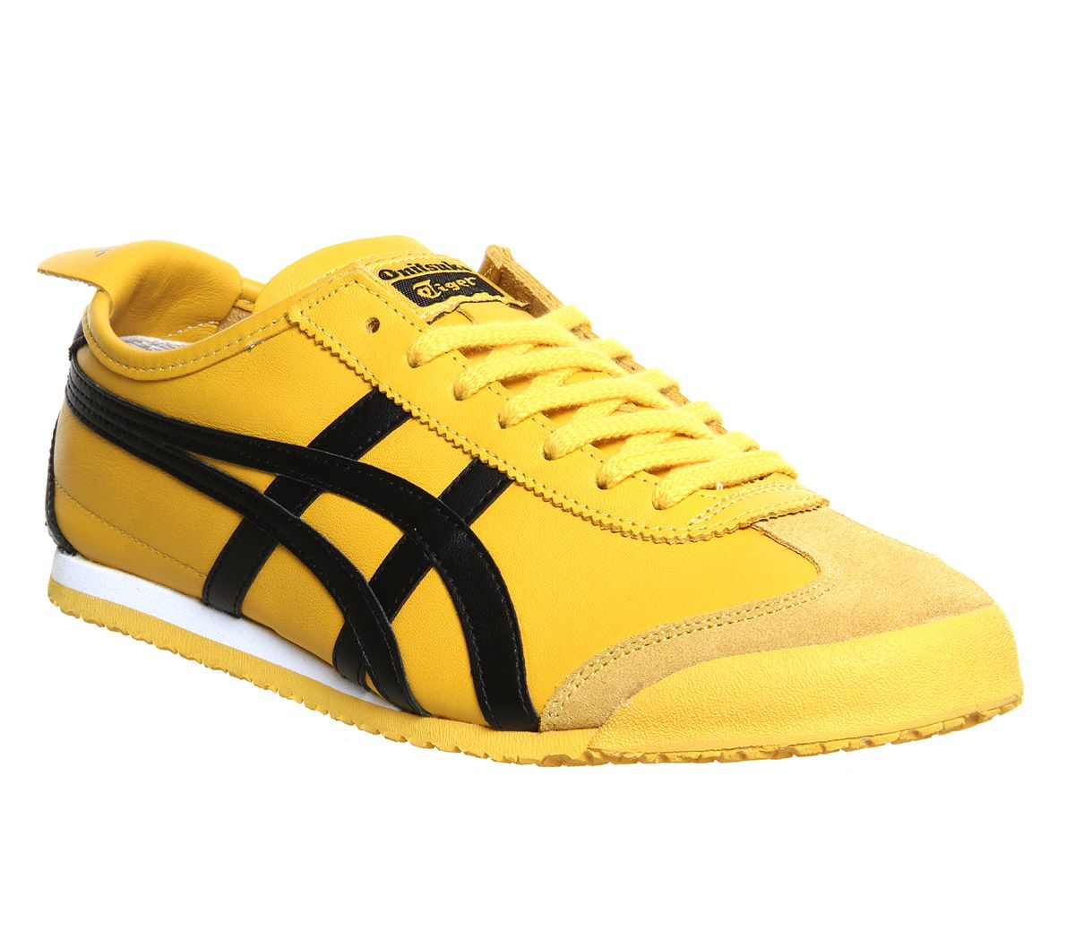 new product 99052 818fb Onitsuka Tiger Mexico 66 Yellow Black - Unisex Sports