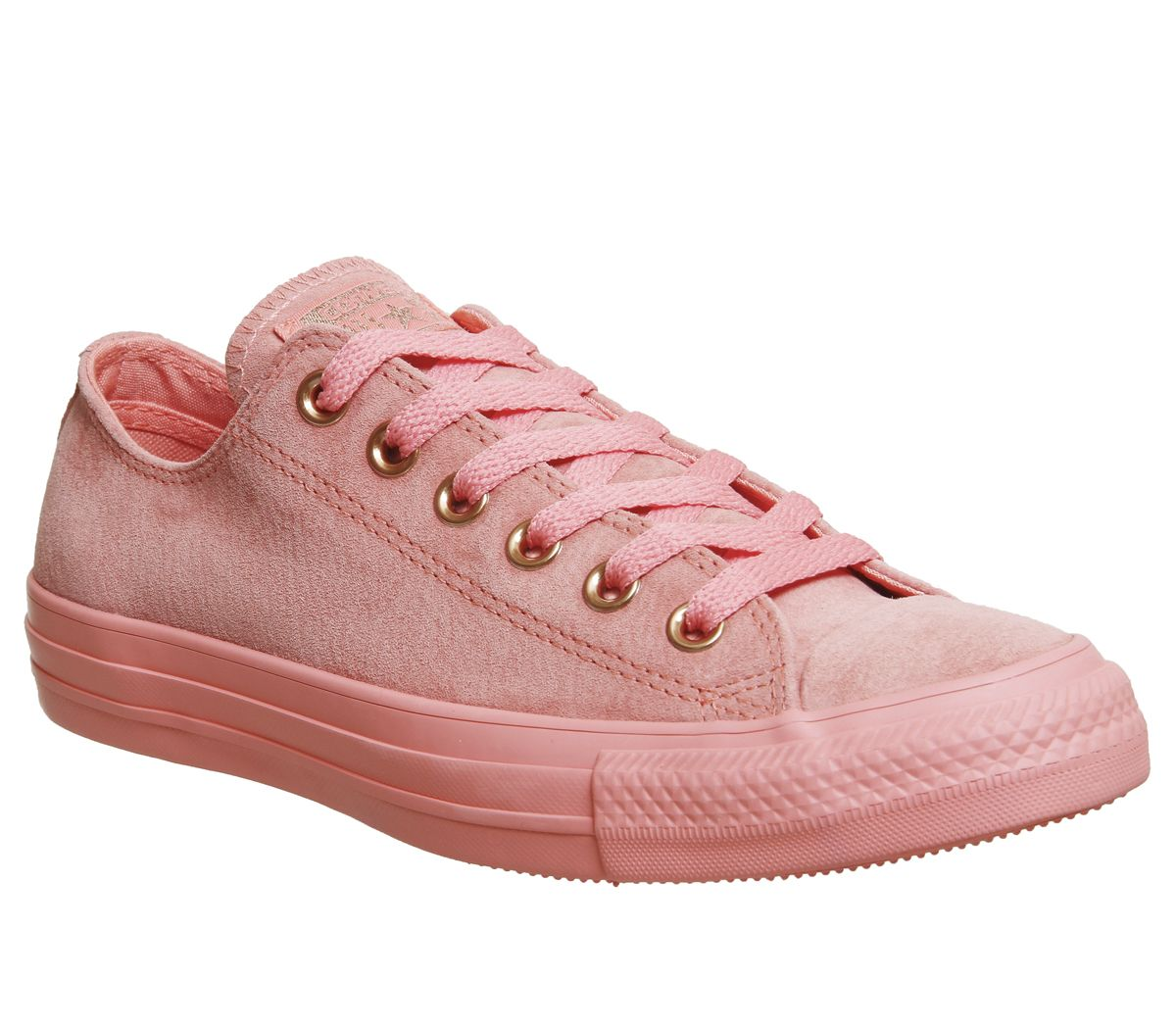 f430686f8b3b Converse All Star Low Leather Hot Punch Mono Exclusive - Hers trainers