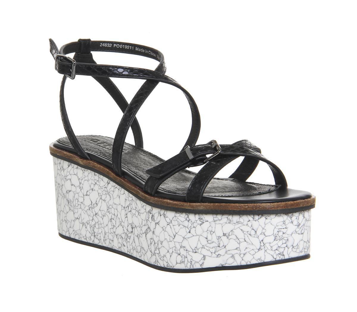 Malmo Platform Sandals